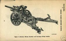 T011 TM E9-325A German 105-mm Howitzer Material
