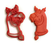 Scooby Doo cookie cutter