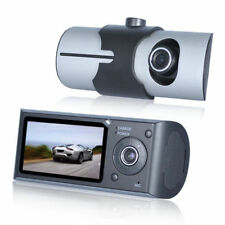 Dual Lens Camera HD 1080P Car DVR Vehicle Video Dash Cam Recorder G-Sensor GPS