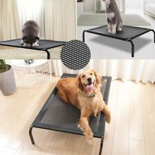 Elevated Waterproof Cooling Pet Cot Travelling Camping Bed for Dogs & Cats S/M/L