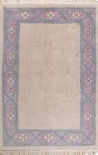 Nepal Teppich Orientteppich Rug Carpet Tapis Tapijt Tappeto Alfombra Flieder Rar