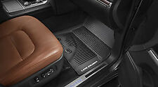 2016 2017 2018 2019 TOYOTA LAND CRUISER FACTORY ALL WEATHER FLOOR LINERS