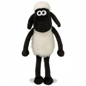 Shaun the Sheep Movie Shaun Soft Toy Plush 30cm NEW