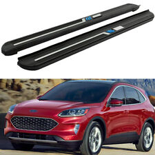 fits for All New Ford Escape 2020 Running Boards Side Step Pedal Protector Bar