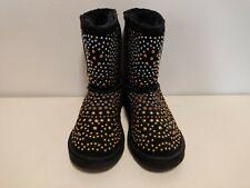 Jimmy Choo Mandah Studded UGG Australia Boots Limited Edition Size 5 US