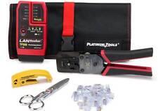 EXO™ ezEX-RJ45® Termination and Test Kit P/N 90148 PlatinumTools