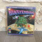 Blasteroids Amstrad cpc 464 664 6128 Disk Tested