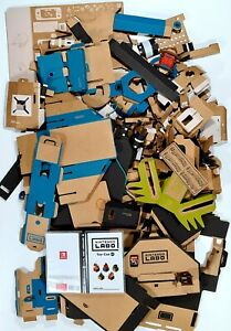 ©2018 Nintendo LABO Variety Multi Kit TOY-CON 01 Software/Part/Teile/Piano/Angel
