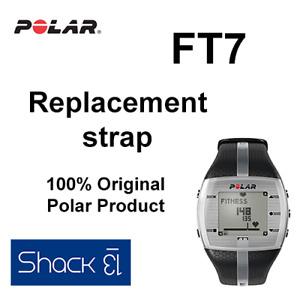 Polar FT7 Replacement Strap / Band ( 100% Original - NEW)