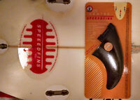 SPEEEDFINS SF-0010C Surfboard Carbon-Ceramic Fin Center