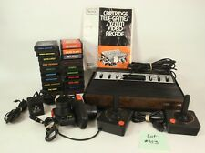 Atari 6 Switch Woody Sears Telegames 20 Game Bundle Tested and Working   103
