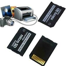 Micro SD TF to Memory Stick MS Pro Duo Reader For Adapter Converter new