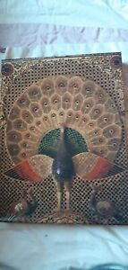 "Vintage Springbok 500 piece ""Proud as a Peacock"" Jigsaw"