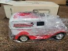 1932 FORD PANEL DELIVERY TRUCK COIN BANK  ERTL #3841 RAMCHARGERS RARE NIB!
