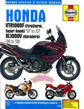SHOP MANUAL HONDA VTR1000F FIRESTORM SERVICE REPAIR SUPER HAWK HAYNES BOOK