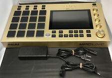 MPC Live Akai Pro Standalone Sampler Sequencer GOLD Edition 800 Made
