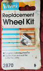 NEW NOS Vintage Vitrex 2870 Replacement Wheel Kit 2870 102870 Wall Floor Tile