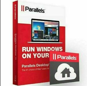 Parallels Desktop Business Edition 15 -Run Windows on Mac(Not Support Big Sur )