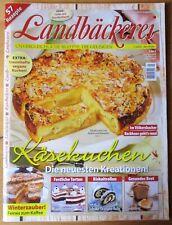 Land Bäckerei 01/2020 - Käsekuchen