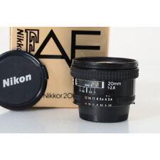 Nikon Nikkor af 20 mm f/2.8 lente CRC