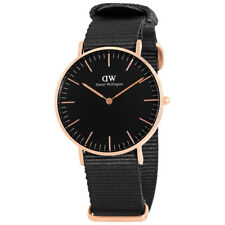 Daniel Wellington Classic Black Cornwal Watch DW00100150