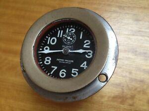 Vintage Phinney Walker Rim Wind, Rim Set, Car Clock Detroit