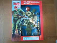 Vintage Action Man Original Parachute Regiment Card