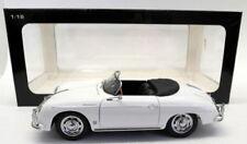 Coches, camiones y furgonetas de automodelismo y aeromodelismo AUTOart color principal blanco Porsche