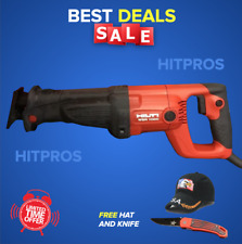 HILTI WSR 1000 RECIPROCATING SAW, BRAND NEW, TOOL ONLY, FAST SHIPPING