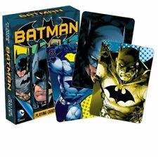 DC Comics Batman Playing Cards by Aquarius - Unique Image for Each Card!