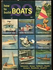How To Build Boats Magazine 1964 Ring-A-Ding ACC No ML 022517nonjhe