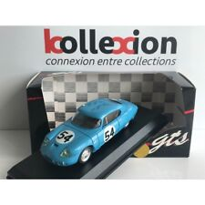 PANHARD n°54 Le Mans 1962