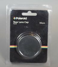 Polaroid Rear Lens Cap For Nikon