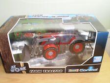 REVELL RADIO CONTROL FARM TRACTOR 1/28 SCALE 40mhz w/RAISING SHOVEL RTR