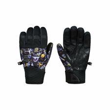 Quiksilver method glove black a day ath the mountain fw 2019guanti ski snowbo...