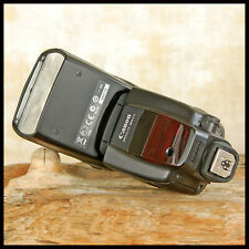 Ganga Canon Eos Speedlite 580EX Shoe Mount Flash II Para Digital SLR