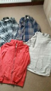 Mens Hollister  size small Shirt/hoodie Bundle