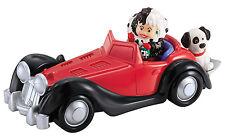 Fisher-Price Little People Disney 101 Dalmatians Cruella De Vil Vehicle New