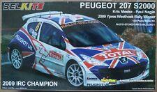 Belkits 001 Peugeot 207 S2000    1:24