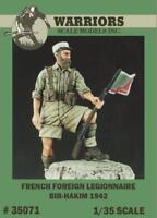 Warriors 1:35 French Foreign Legionnaire Bir-hakim 1942 Resin Figure Kit #35071
