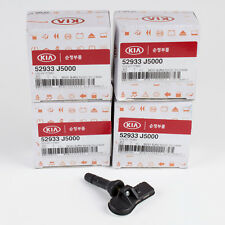 Genuine OEM KIA Stinger TPMS Sensor 2017-2018 (Pack of 4) 52933-J5000