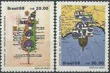 Timbres Brésil 1872/3 ** lot 5849