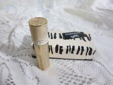 Faberge' Parfum Metal Refillable Bottle