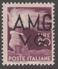 Italy Allied Occupation AMG-VG MNH 20L torch #1LN19 cv $55