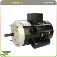"1.5 HP Universal Electric Motor 56 Frame 3450 RPM 5/8""Shaft diameter CW/CCW"
