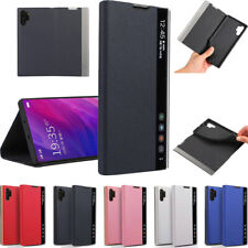 Luxury Flip Leather Phone Case Cover For Samsung Galaxy Note 10 Plus S10 S9 S8