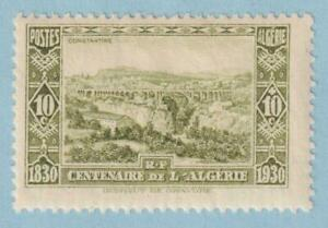 ALGERIA B15 SEMI-POSTAL  MINT LIGHTLY HINGED OG * NO FAULTS VERY FINE!