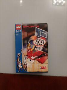 LEGO Sports 3550 Jump Shot NBA Basketball Player NEU OVP