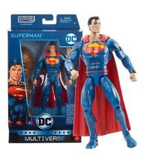 Dc Action Figure Superman Multiverse Mattel 15 Cm