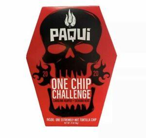 Paqui Carolina Reaper 2020 One Tortilla Chip Challenge - 0.21oz